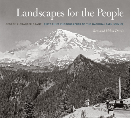 For the photographer in your life: Landscapes for the People by Ren and Helen Davis