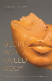 This collection of poems begins rooted in the landscape of the U.S. South as it voices singular lives carved out of immediate and historical trauma. While these poems dwell in the body, often meditating on its frailty and desire, they also question the weight that literary, historical, and religious icons are expected to bear.