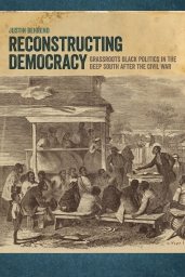 Former slaves, with no prior experience in electoral politics and with few economic resources or little significant social standing, created a sweeping political movement that transformed the South after the Civil War. Within a few short years after emancipation, not only were black men voting but they had elected thousands of ex-slaves to political offices. Historians have long noted the role of African American slaves in the fight for their emancipation and their many efforts to secure their freedom and citizenship, yet they have given surprisingly little attention to the system of governance that freedpeople helped to fashion. Justin Behrend argues that freedpeople created a new democracy in the Reconstruction era, replacing the oligarchic rule of slaveholders and Confederates with a grassroots democracy. Reconstructing Democracy tells this story through the experiences of ordinary people who lived in the Natchez District, a region of the Deep South where black political mobilization was very successful. Behrend shows how freedpeople set up a political system rooted in egalitarian values wherein local communities rather than powerful individuals held power and ordinary people exercised unprecedented influence in governance. In so doing, he invites us to reconsider not only our understanding of Reconstruction but also the nature and origins of democracy more broadly.