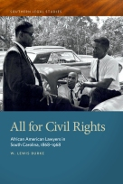 """The history of the black lawyer in South Carolina,"" writes W. Lewis Burke, ""is one of the most significant untold stories of the long and troubled struggle for equal rights in the state."" Beginning in Reconstruction and continuing to the modern civil rights era, at least 168 black lawyers were admitted to the South Carolina bar. All for Civil Rights is the first book-length study devoted to those lawyers' struggles and achievements in the state that had the largest black population in the country, by percentage, until 1930—and that was a majority black state through 1920."
