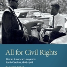 """""""The history of the black lawyer in South Carolina,"""" writes W. Lewis Burke, """"is one of the most significant untold stories of the long and troubled struggle for equal rights in the state."""" Beginning in Reconstruction and continuing to the modern civil rights era, at least 168 black lawyers were admitted to the South Carolina bar. All for Civil Rights is the first book-length study devoted to those lawyers' struggles and achievements in the state that had the largest black population in the country, by percentage, until 1930—and that was a majority black state through 1920."""