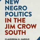 """""""This book unquestionably adds to our broader sense of the New Negro Movement, taking it beyond the comfortable borders of the urban North into the messier field of operation in the South. This history is highly readable and should be read by contemporary activists and organizers doing their work in the South.New Negro Politics in the Jim Crow Southfleshes out the legacy of broad and dynamic fronts against racism and worker exploitation in what is often dismissed as the nation's retrograde region."""" —J.T. Roane,Black Perspectives(African American Intellectual History Society blog)"""