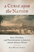 From the inception of slavery as a pillar of the Atlantic World economy, both Europeans and Africans feared their mass extermination by the other in a race war. In the United States, says Kay Wright Lewis, this ingrained dread nourished a preoccupation with slave rebellions and would later help fuel the Civil War, thwart the aims of Reconstruction, justify Jim Crow, and even inform civil rights movement strategy. And yet, says Lewis, the historiography of slavery is all but silent on extermination as a category of analysis. Moreover, little of the existing sparse scholarship interrogates the black perspective on extermination. A Curse upon the Nation addresses both of these issues.