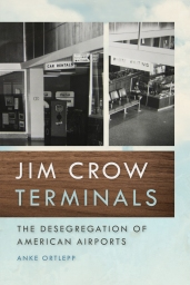 "Historical accounts of racial discrimination in transportation have focused until now on trains, buses, and streetcars and their respective depots, terminals, stops, and other public accommodations. It is essential to add airplanes and airports to this narrative, says Anke Ortlepp. Air travel stands at the center of the twentieth century's transportation revolution, and airports embodied the rapidly mobilizing, increasingly prosperous, and cosmopolitan character of the postwar United States. When segregationists inscribed local definitions of whiteness and blackness onto sites of interstate and even international transit, they not only brought the incongruities of racial separation into sharp relief but also obligated the federal government to intervene. Ortlepp looks at African American passengers; civil rights organizations; the federal government and judiciary; and airport planners, architects, and managers as actors in shaping aviation's legal, cultural, and built environments. She relates the struggles of black travelers—to enjoy the same freedoms on the airport grounds that they enjoyed in the aircraft cabin—in the context of larger shifts in the postwar social, economic, and political order. Jim Crow terminals, Ortlepp shows us, were both spatial expressions of segregation and sites of confrontation over the re-negotiation of racial identities. Hence, this new study situates itself in the scholarly debate over the multifaceted entanglements of ""race"" and ""space."""