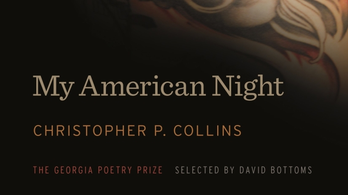 Collins_My American Night